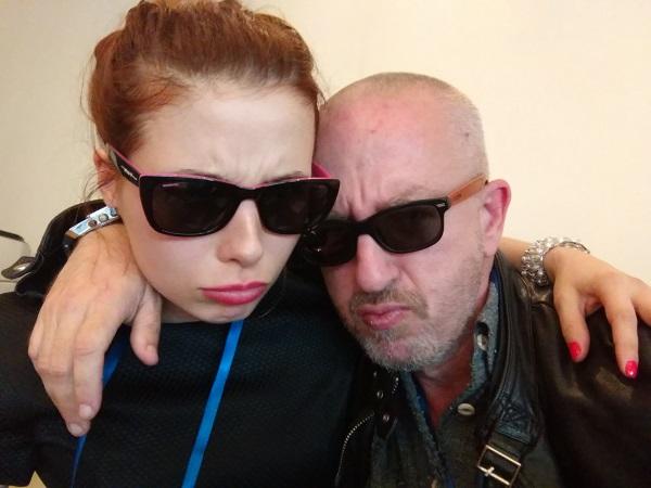 певица Саша Лужкова выступит на Дне Города…