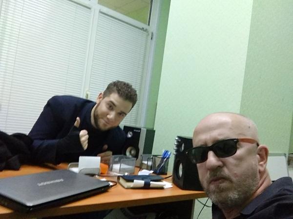 Владимир Брилев выпускает новый альбом!