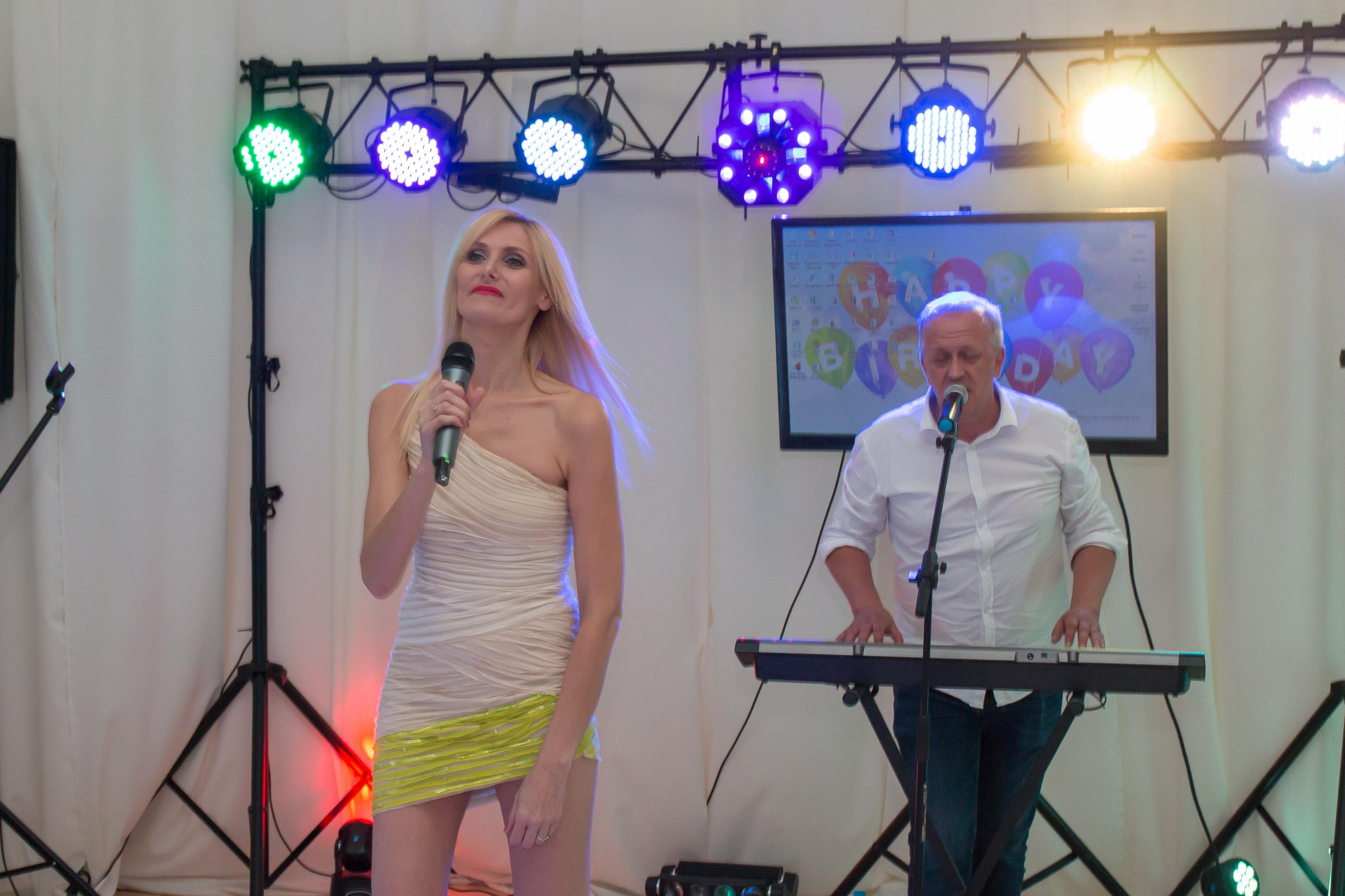 Легендарная группа ВОСТОК выступила на юбилее ОЧЕНЬ ДЕЛОВЫХ ЛЮДЕЙ в Мелиссе Флеминг!