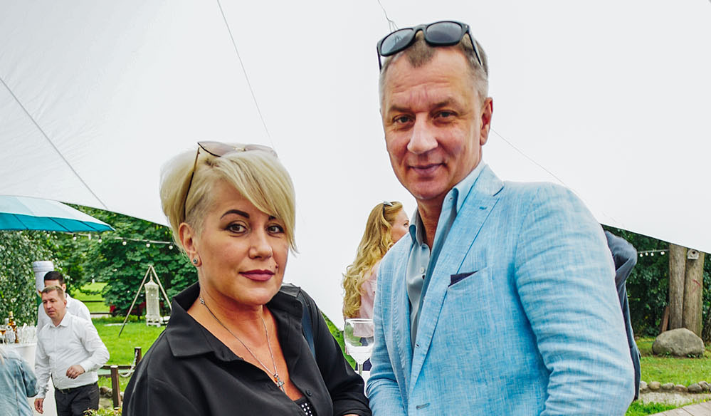Александр Юрпалов и продюсируемая им Оксана Орлова выступили на годовщине ОЧЕНЬ ДЕЛОВЫЕ ЛЮДИ в Мелисса Флеминг