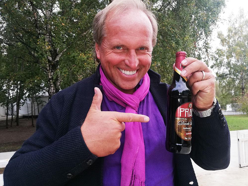 Какое пиво пьёт шоумен Константин Щербинин