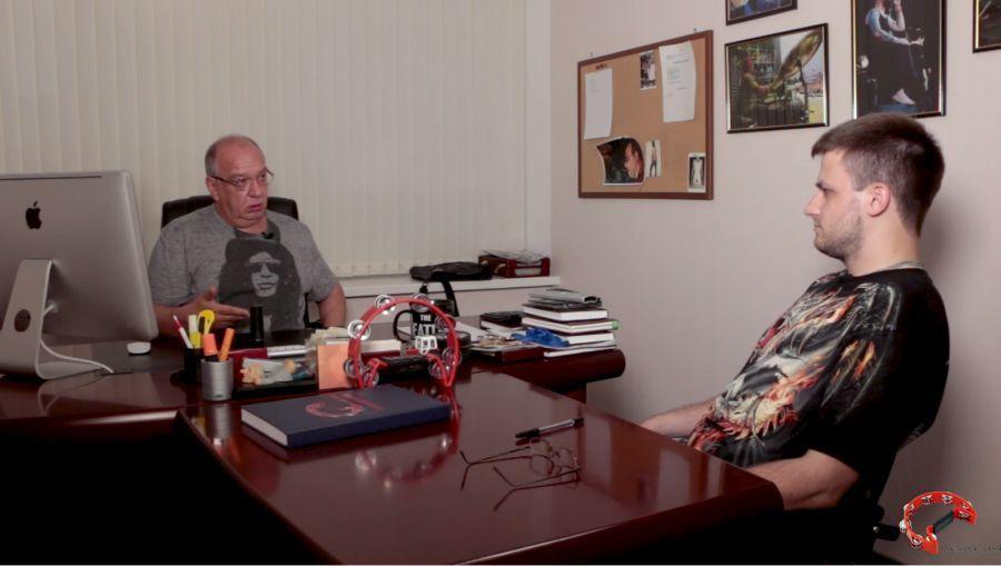 Интервью с Дмитрием Гройсманом — продюсером групп Чайф и Пилот