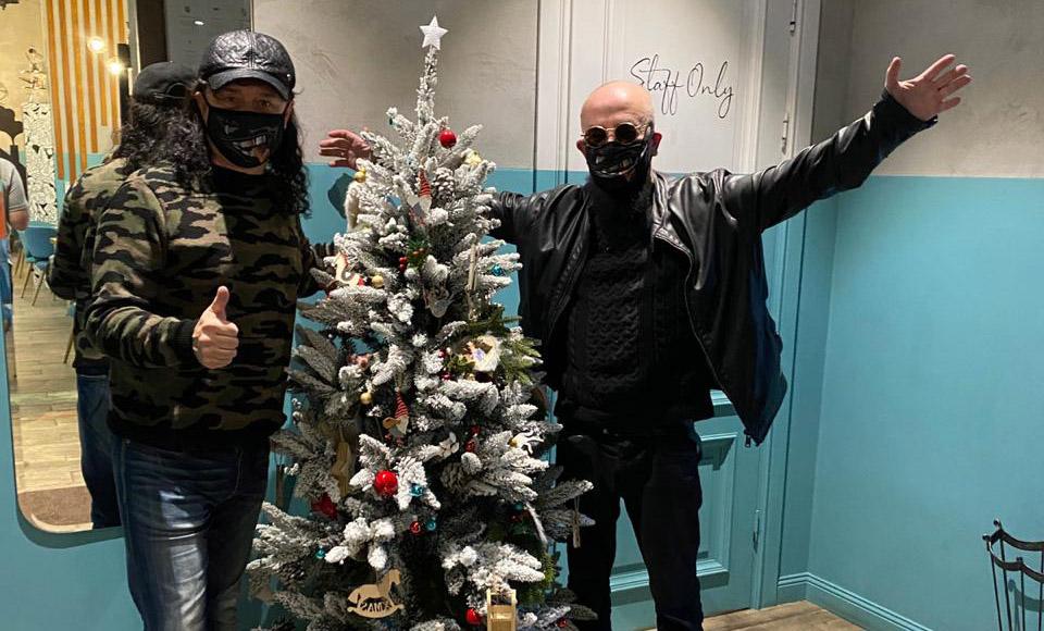 С Новым Годом от Андрея Алексина